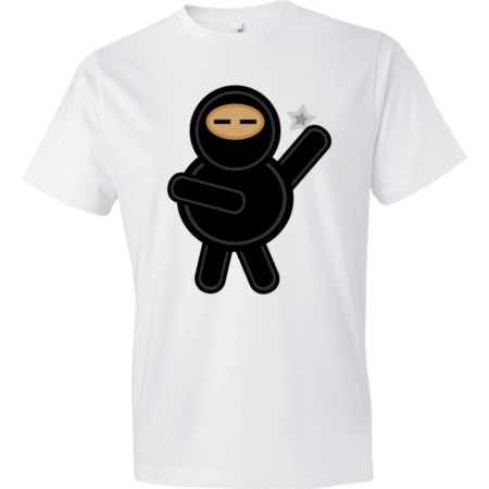 Ninja-Lightweight-Fashion-Short-Sleeve-T-Shirt-by-iTEE.com