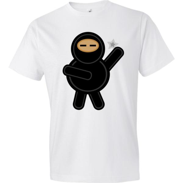 Ninja-Lightweight-Fashion-Short-Sleeve-T-Shirt-by-iTEE.com