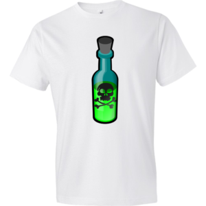Poison-Lightweight-Fashion-Short-Sleeve-T-Shirt-by-iTEE.com