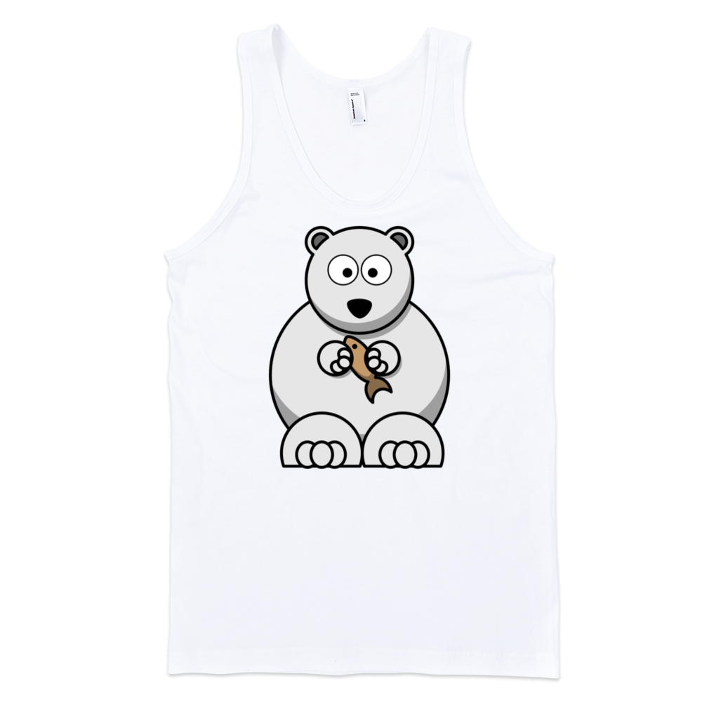 Polar-Bear-Fine-Jersey-Tank-Top-Unisex-by-iTEE.com-1