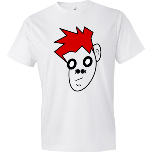 Punk-Lightweight-Fashion-Short-Sleeve-T-Shirt-by-iTEE.com