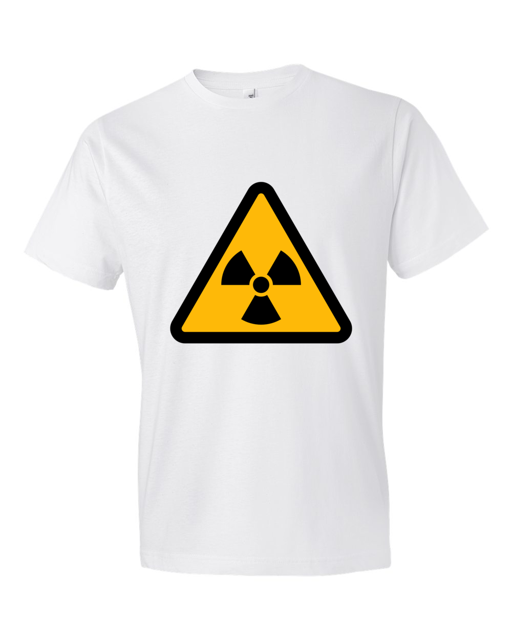 Radioactive-Lightweight-Fashion-Short-Sleeve-T-Shirt-by-iTEE.com