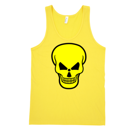 Radioactive-Skull-Fine-Jersey-Tank-Top-Unisex-by-iTEE.com