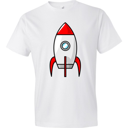 Rocket-Lightweight-Fashion-Short-Sleeve-T-Shirt-by-iTEE.com