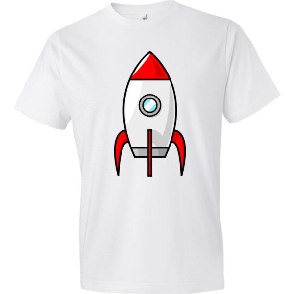 Rocket-Lightweight-Fashion-Short-Sleeve-T-Shirt-by-iTEE.com
