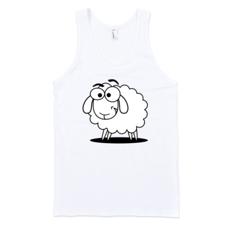 Sheep-Fine-Jersey-Tank-Top-Unisex-by-iTEE.com-2