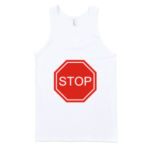 Stop-Sign-Fine-Jersey-Tank-Top-Unisex-by-iTEE.com