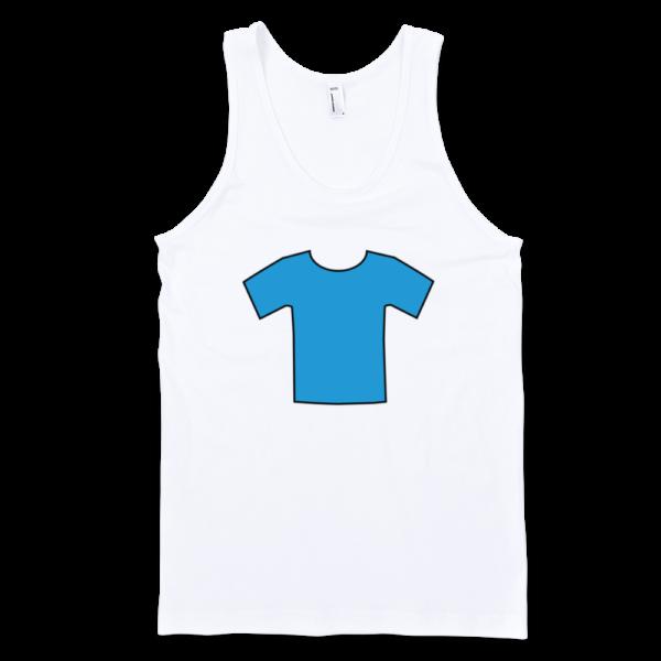 T-shirt-Fine-Jersey-Tank-Top-Unisex-by-iTEE.com