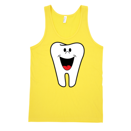 Tooth-Fine-Jersey-Tank-Top-Unisex-by-iTEE.com