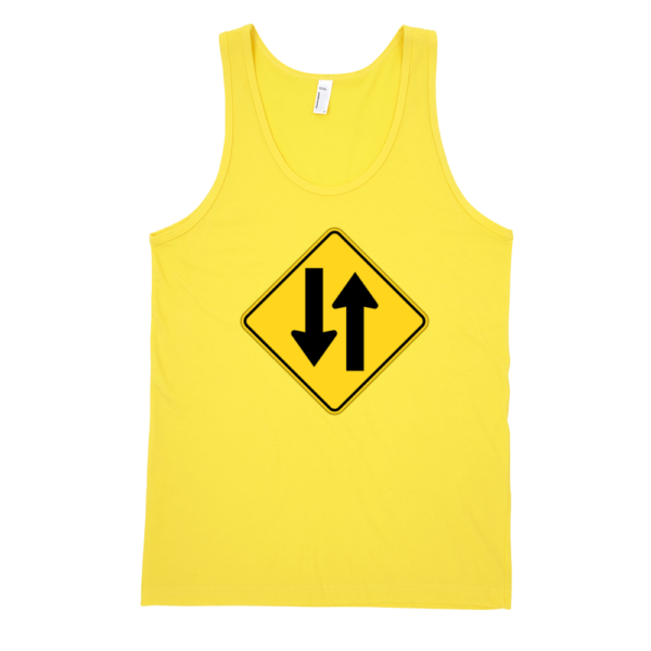 Two-Way-Traffic-Fine-Jersey-Tank-Top-Unisex-by-iTEE.com