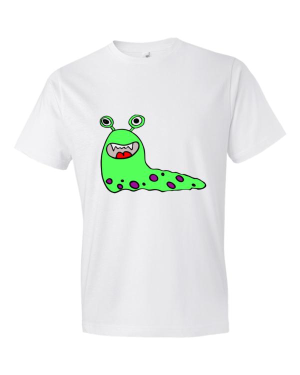 Alien-Lightweight-Fashion-Short-Sleeve-T-Shirt-by-iTEE.com