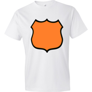 Badge-Lightweight-Fashion-Short-Sleeve-T-Shirt-by-iTEE.com