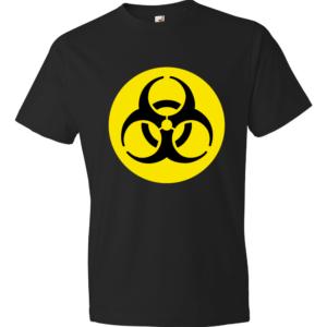 Biohazard-Lightweight-Fashion-Short-Sleeve-T-Shirt-by-iTEE.com