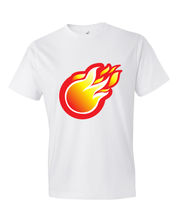 Comet-Lightweight-Fashion-Short-Sleeve-T-Shirt-by-iTEE.com