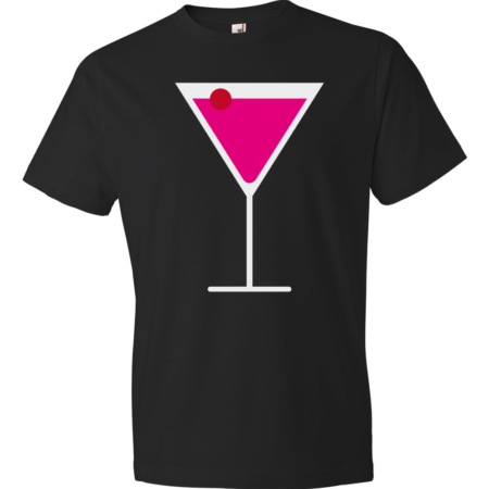 Cosmopolitan-Lightweight-Fashion-Short-Sleeve-T-Shirt-by-iTEE.com
