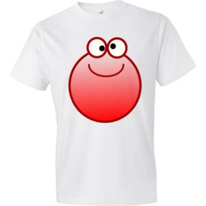 Cranberry-Lightweight-Fashion-Short-Sleeve-T-Shirt-by-iTEE.com