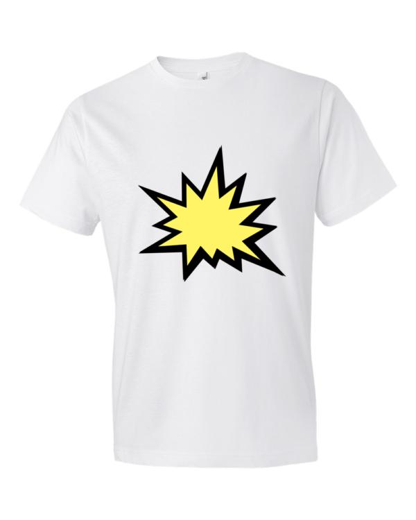 Explosion-Lightweight-Fashion-Short-Sleeve-T-Shirt-by-iTEE.com
