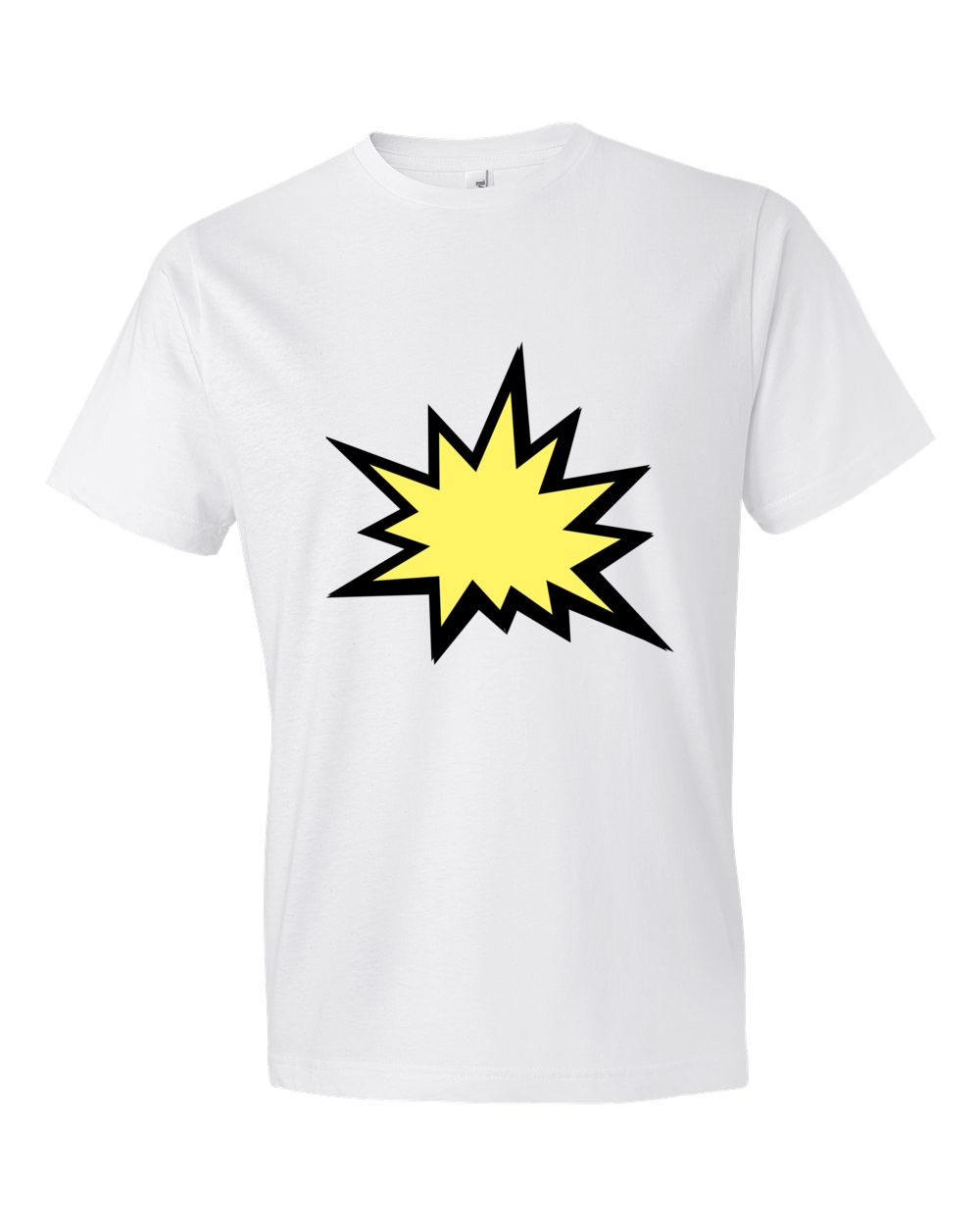 Explosion-Lightweight-Fashion-Short-Sleeve-T-Shirt-by-iTEE.com