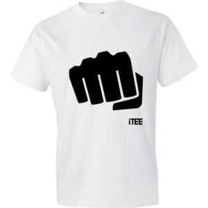 Fist-Lightweight-Fashion-Short-Sleeve-T-Shirt-by-iTEE.com-1