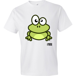 Frog-Lightweight-Fashion-Short-Sleeve-T-Shirt-by-iTEE.com