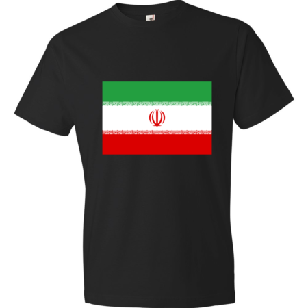 Iran-Lightweight-Fashion-Short-Sleeve-T-Shirt-by-iTEE.com