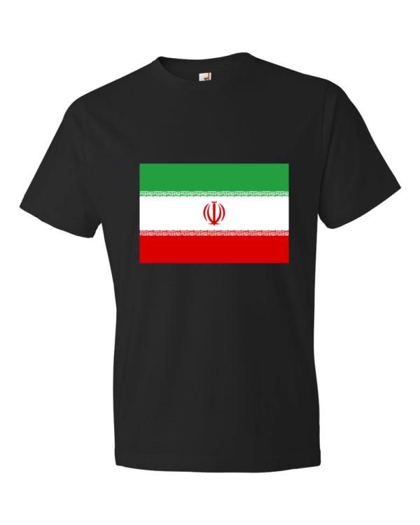 Iran-Lightweight-Fashion-Short-Sleeve-T-Shirt-by-iTEE.com