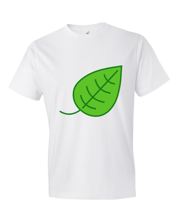 Leaf-Lightweight-Fashion-Short-Sleeve-T-Shirt-by-iTEE.com