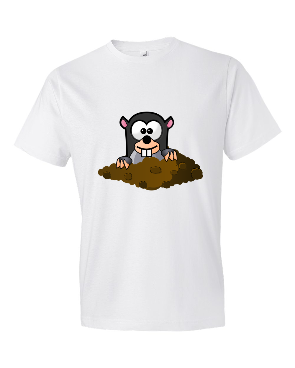 Mole-Lightweight-Fashion-Short-Sleeve-T-Shirt-by-iTEE.com
