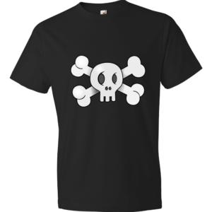 Pirates-Lightweight-Fashion-Short-Sleeve-T-Shirt-by-iTEE.com-4