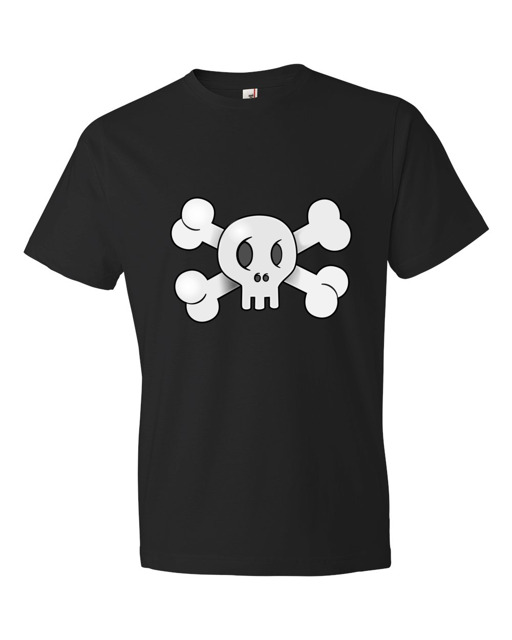 Pirates-Lightweight-Fashion-Short-Sleeve-T-Shirt-by-iTEE.com-4