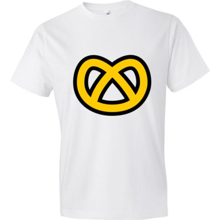 Pretzel-Lightweight-Fashion-Short-Sleeve-T-Shirt-by-iTEE.com