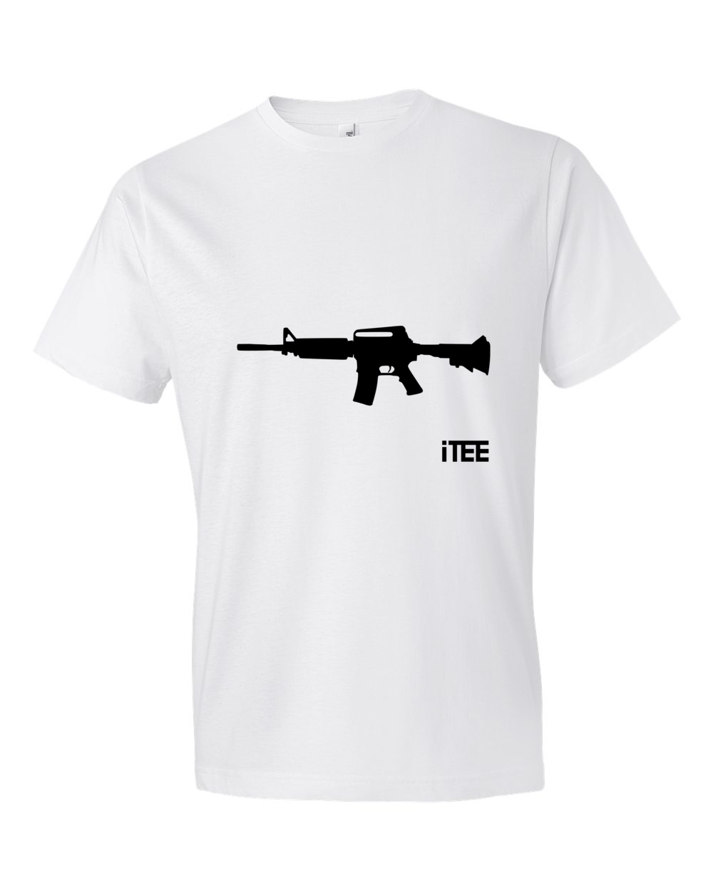 Rifle-Lightweight-Fashion-Short-Sleeve-T-Shirt-by-iTEE.com