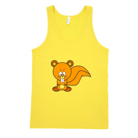 Squirrel-Fine-Jersey-Tank-Top-Unisex-by-iTEE.com