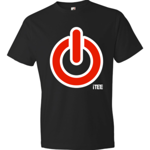 Switch-Off-Lightweight-Fashion-Short-Sleeve-T-Shirt-by-iTEE.com