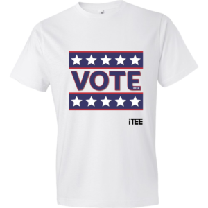 Vote-2016-Lightweight-Fashion-Short-Sleeve-T-Shirt-by-iTEE.com