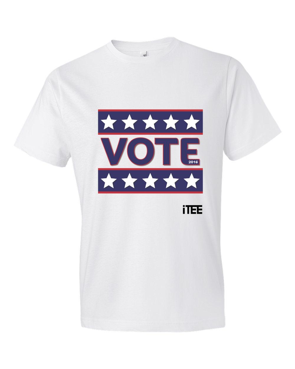 Vote-2016-Lightweight-Fashion-Short-Sleeve-T-Shirt-by-iTEE.com