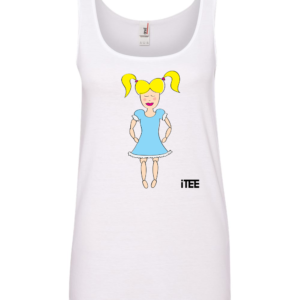 Doll-Ladies-Missy-Fit-Ring-Spun-Tank-Top-by-iTEE.com