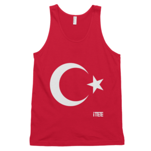 Republic-of-Turkey-Fine-Jersey-Tank-Top-Unisex-by-iTEE.com