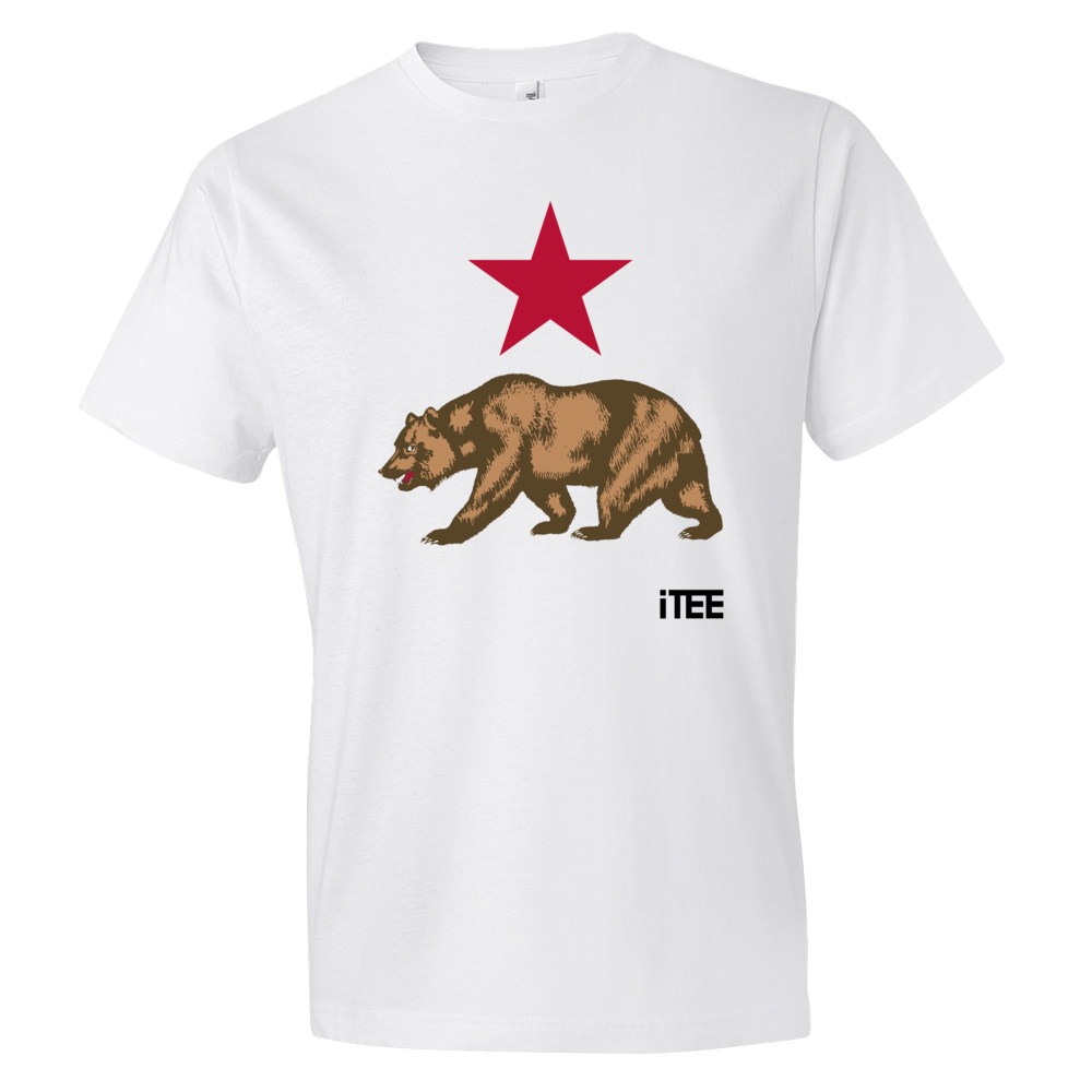 California-Republic-Lightweight-Fashion-Short-Sleeve-T-Shirt-by-iTEE.com