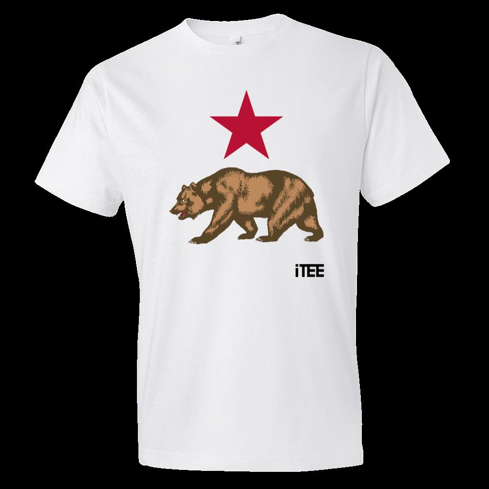 California-Republic-Lightweight-Fashion-Short-Sleeve-T-Shirt-by-iTEE.com