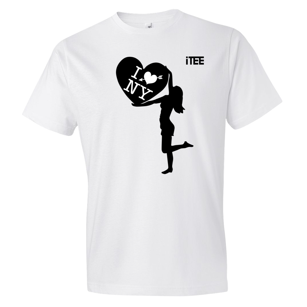 I-love-New-York-Woman-Lightweight-Fashion-Short-Sleeve-T-Shirt-by-iTEE.com