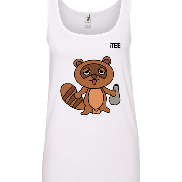 drunk-squirrel-ladies-missy-fit-ring-spun-tank-top-by-itee-com
