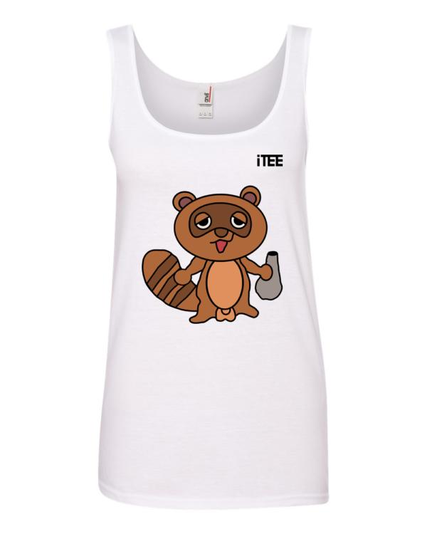 drunk-squirrel-ladies-missy-fit-ring-spun-tank-top-by-itee-com