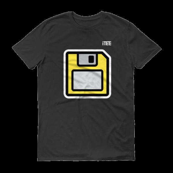 floppy-disk-lightweight-fashion-short-sleeve-t-shirt-by-itee-com