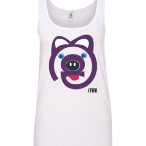 pigs-face-ladies-missy-fit-ring-spun-tank-top-by-itee-com