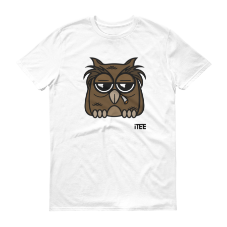 smoking-owl-lightweight-fashion-short-sleeve-t-shirt-by-itee-com