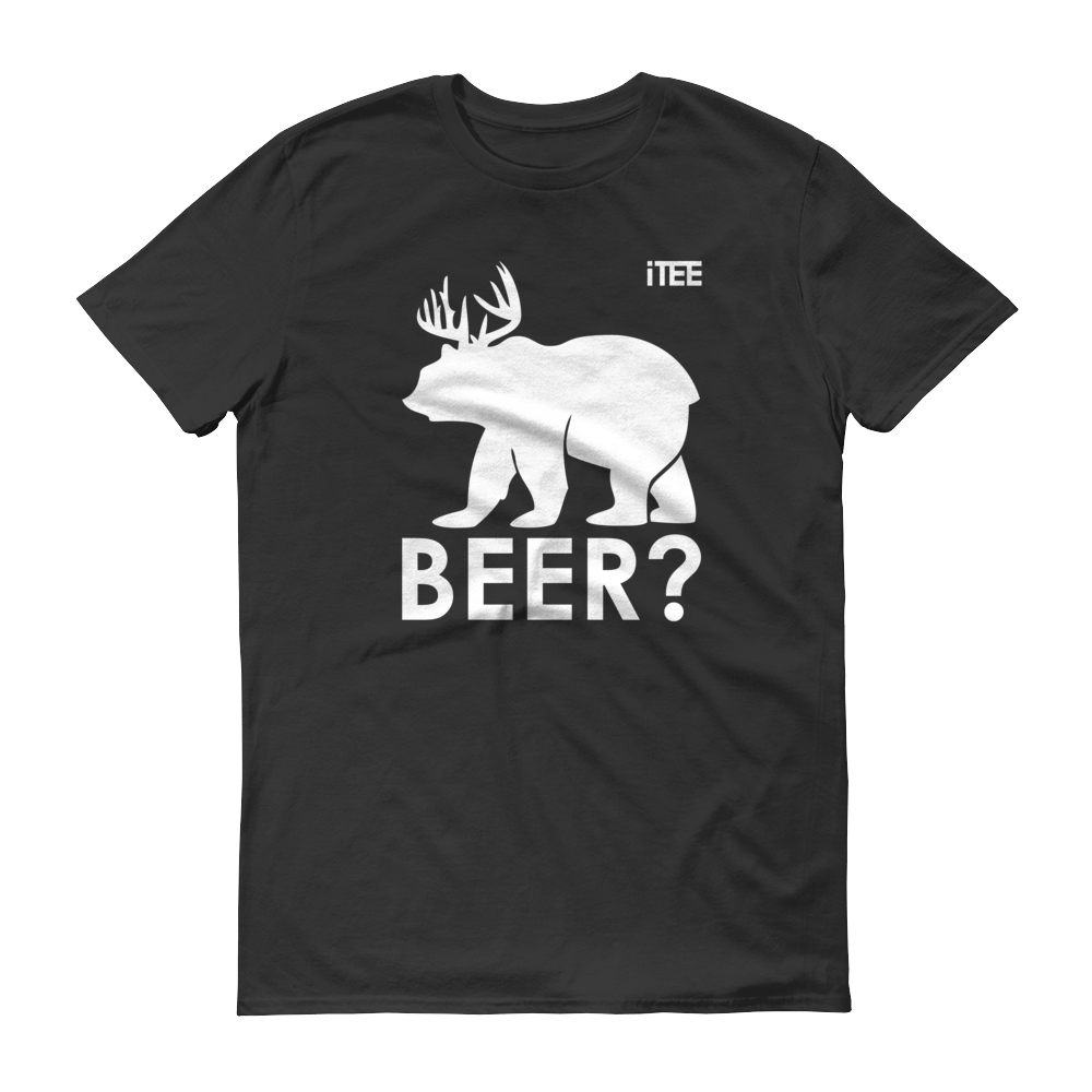 Beer Lightweight Fashion Short Sleeve T-Shirt by iTEE.com