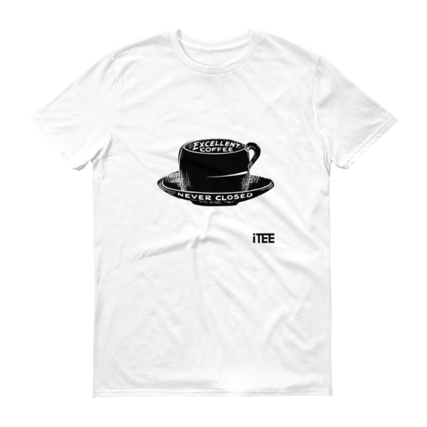 Excellent Coffee Lightweight Fashion Short Sleeve T-Shirt by iTEE.com